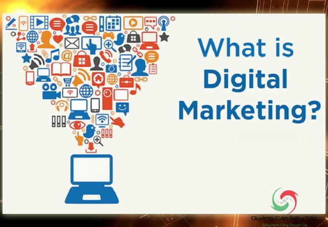 Digital marketing là gì? Khái niệm đơn giản nhất về digital marketing