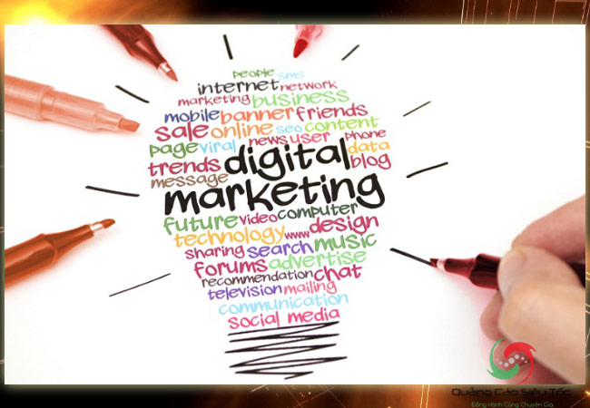 Digital marketing là gì? khái niệm mở rộng của digital marketing