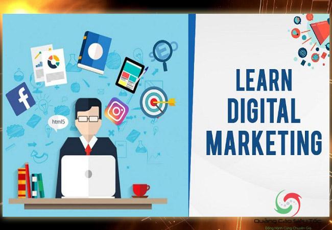 Digital marketing là gì? Cách tự học digital marketing hiệu quả nhất