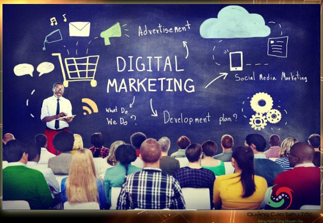 Digital marketing là gì? Cách phân đoạn để học digital marketing