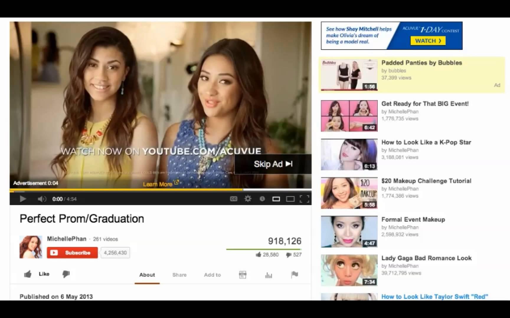 Tìm Hiểu Về Các Định Dạng Quảng Cáo Video Của Google