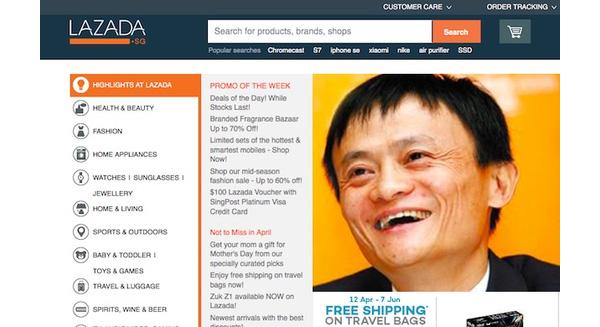 Đối Thủ Của Alibaba Là Những Người Bán Hàng Qua Facebook