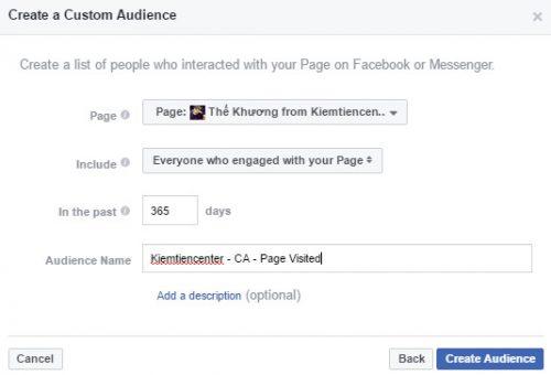 Tiếp Cận Đối Tượng Mục Tiêu Với Các Dạng Audience Trên Facebook