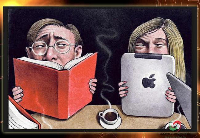 Ebook là gì? Ưu nhược điểm của Ebook so với sách in