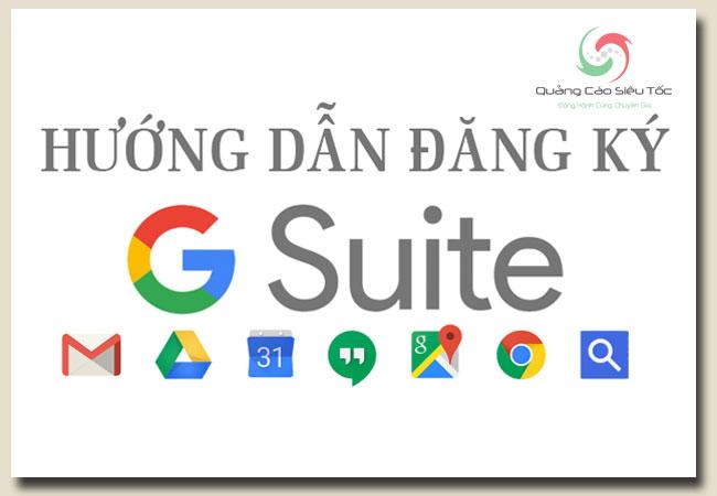 email doanh nghiệp google được tạo như thế nào