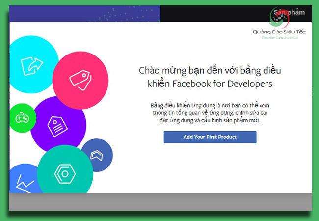 facebook app id được lấy ở đâu trong bảng điều khiển