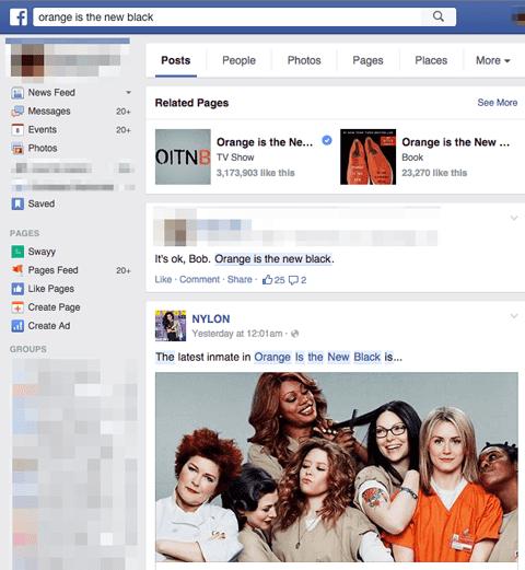 Sử Dụng Facebook Graph Search Như Thế Nào Cho Hiệu Quả?