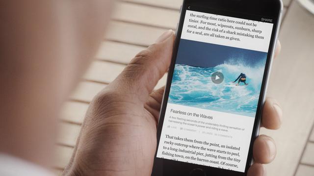 Facebook Instant Articles Đang Mất Dần Sức Hút Với Content Producers
