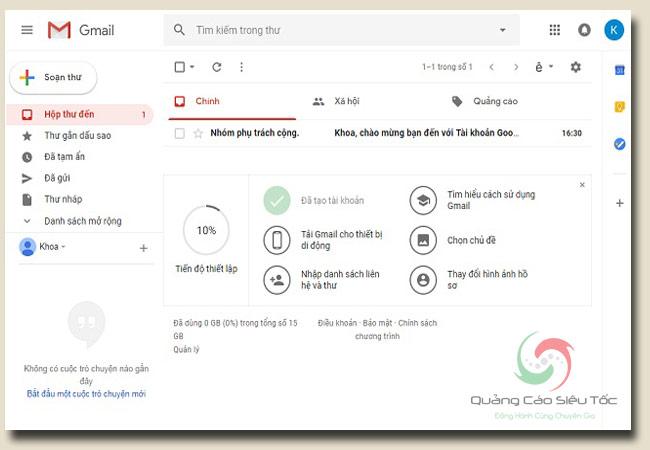 gmail là gì? sử dụng gmail như thế nào