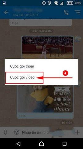 Hướng Dẫn Cách GỌI VIDEO Trên Zalo
