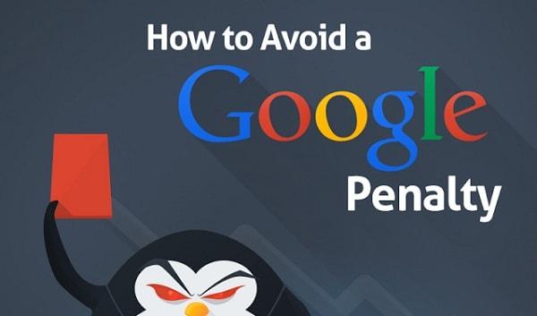 Google Penalty Là Gì