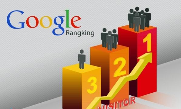 Google Ranking Là Gì