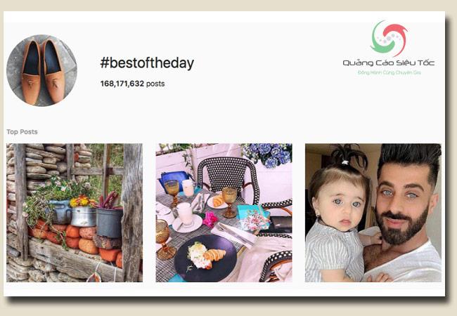 hashtag instagram là gì? Những hashtag nào được gắn thẻ nhiều nhất