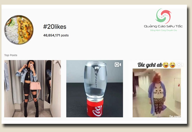 hashtag instagram là gì? Những hashtag nào nhận được nhiều like nhất