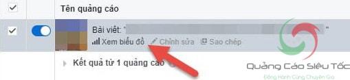 Xem hiệu quả quảng cáo Facebook