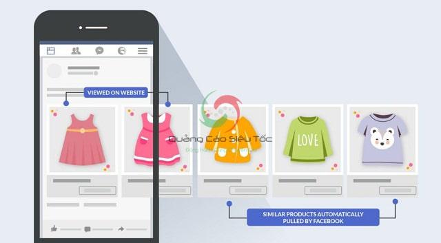Quảng cáo động (Dynamic Product Ads - DPA)