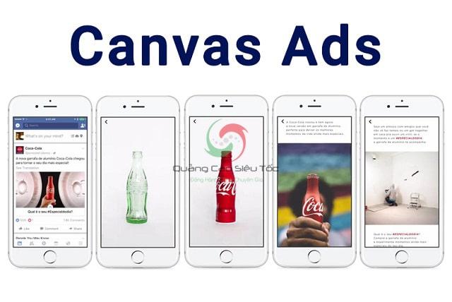 Quảng cáo Canvas Ads