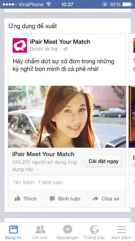 Các Hình Thức Quảng Cáo Trên Facebook Hiệu Quả