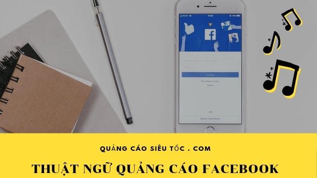 Học các thuật ngữ quảng cáo Facebook