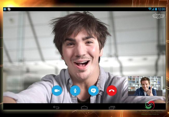 Học tiếng anh qua Skype với đối tác miễn phí có một sô hạn chế nhất định