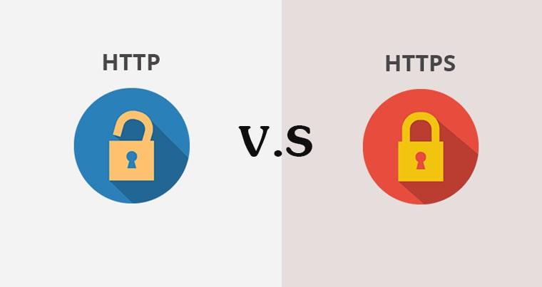 So sánh sự khác nhau giữa Http và Https