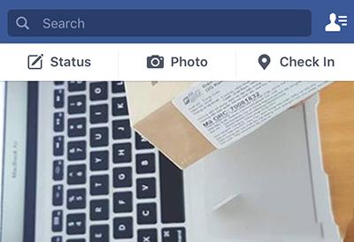 Hướng Dẫn Cập Nhập Trạng Thái Bằng Sticker trên Facebook