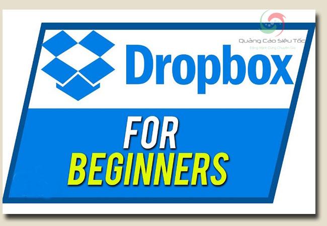 Hướng dẫn sử dụng dropbox cho người mới bắt đầu