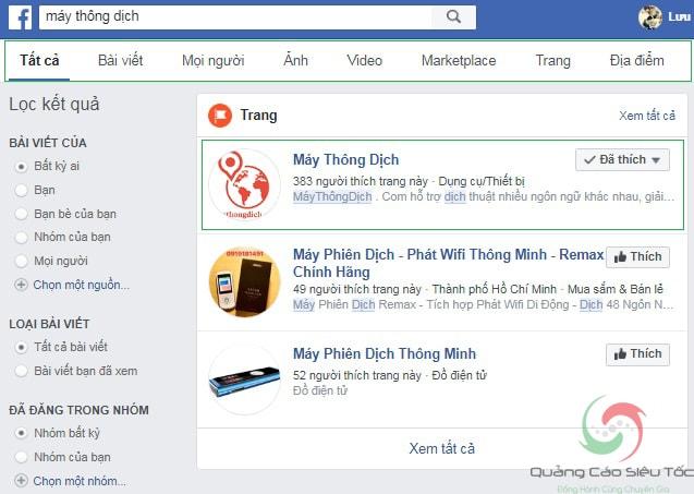 cách seo facebook