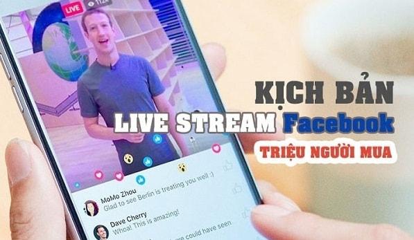 Khoá Học Livestream Bán Hàng Facebook HIỆU QUẢ - CHI PHÍ THẤP