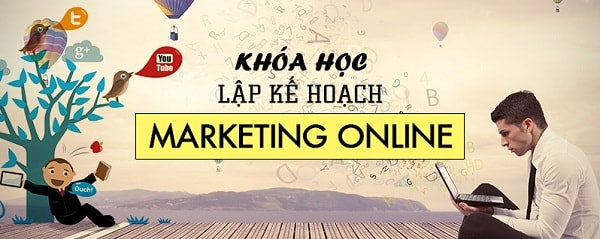 lớp học marketing online