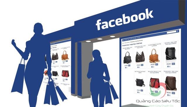 Kinh doanh bán hàng sản phẩm, dịch vụ trên Facebook