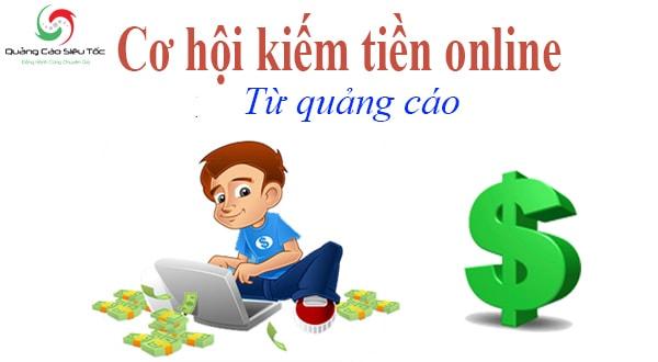 kiếm tiền online mmo