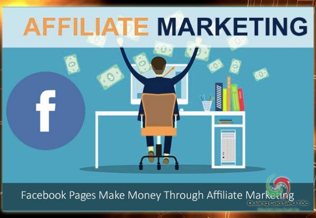 Kiếm tiền từ facebook với affiliate marketing