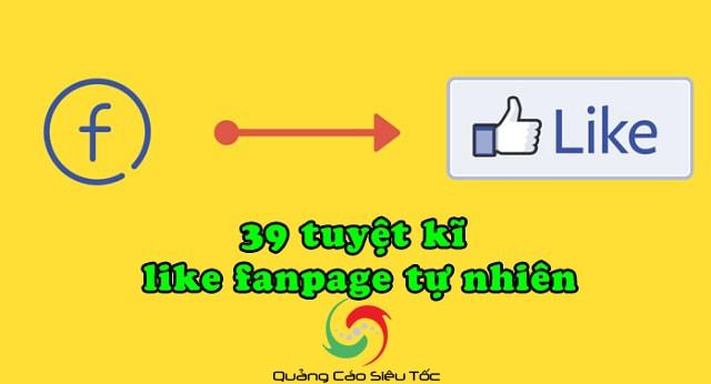 like fanpage là gì