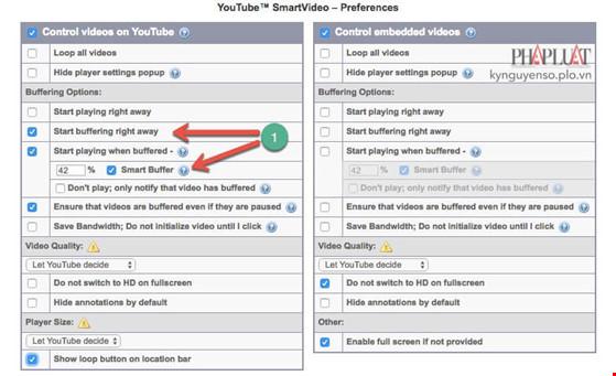 Cách Để Load Video Nhanh Hơn Trên Youtube