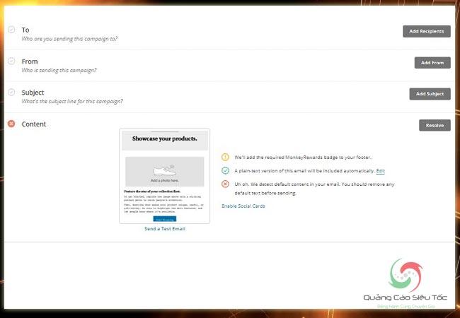 Mailchimp là gì? Cách thiết kế mail trong mail chimp