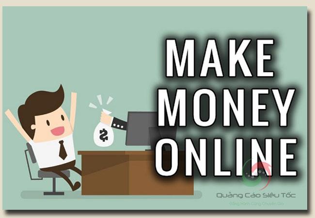 Make Money Online với công nghệ 4.0