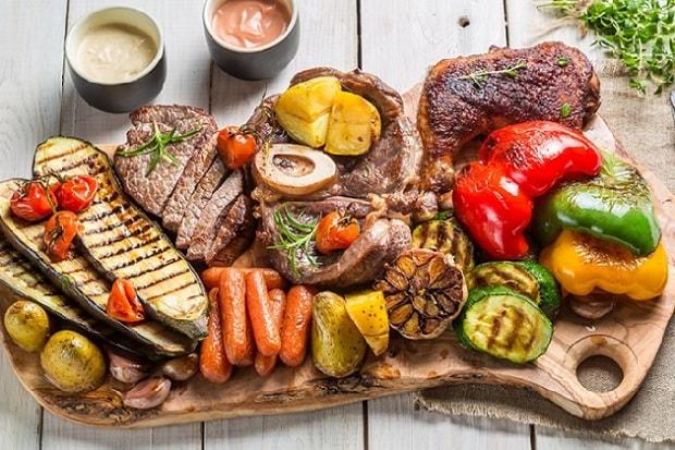 Mặt hàng kinh doanh online hiệu quả từ chế độ ăn uống