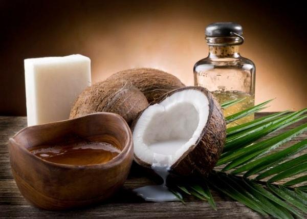 Mặt hàng kinh doanh online hiệu quả- dầu dừa
