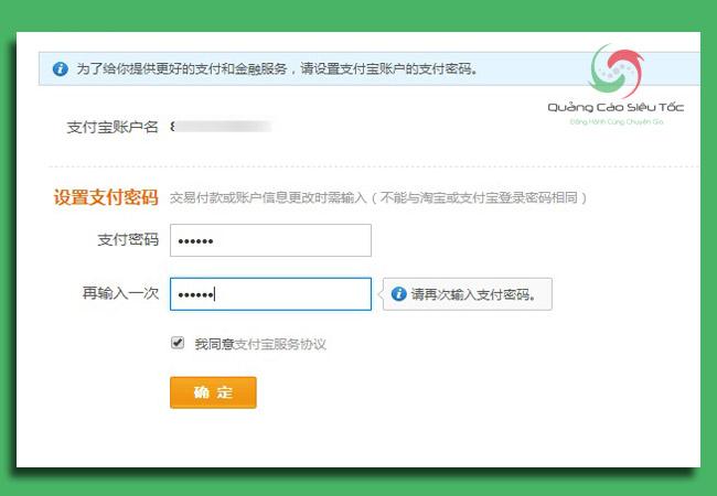 Mua hàng TaoBao - Cách thanh toán bằng thẻ trực tiếp