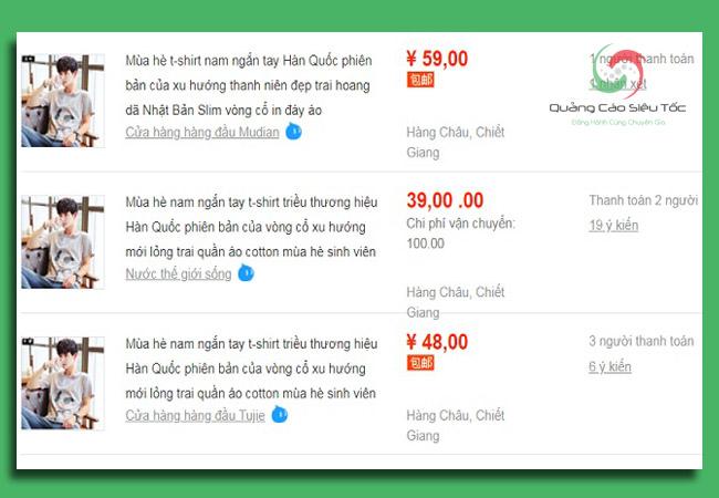 Mua hàng TaoBao dễ dàng nhất