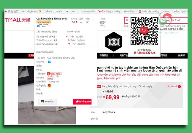 Mua hàng TaoBao cần kiểm tra trước khi mua như thế nào