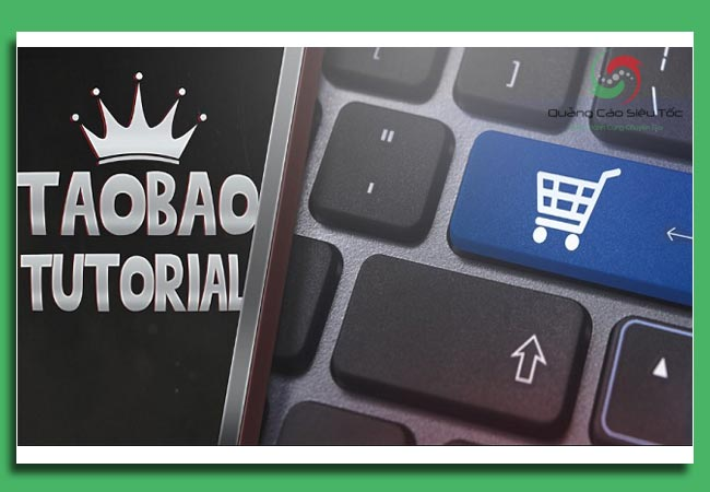 Mua hàng taobao trực tiếp trên website