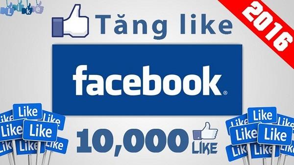 Mua Like Fanpage Facebook Giá Rẻ