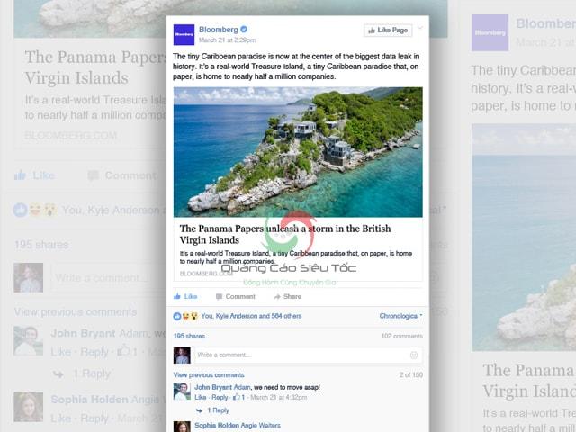 Newsfeed Facebook là gì
