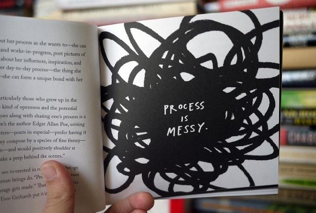 Nghệ thuật Pr bản thân- Dựa vào quá trình làm việc
