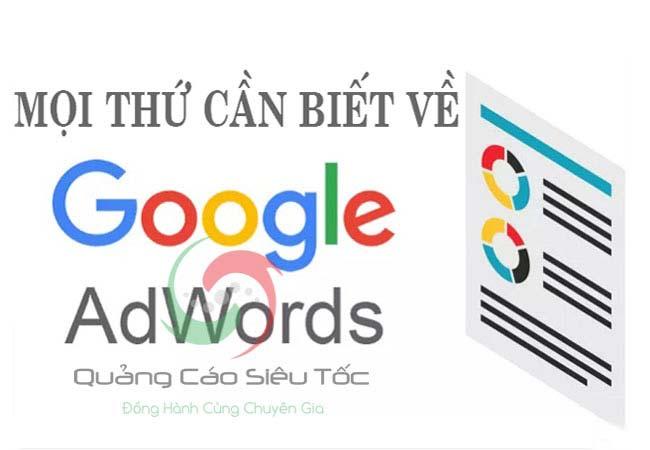 Quảng cáo google và mọi thứ bạn cần biết