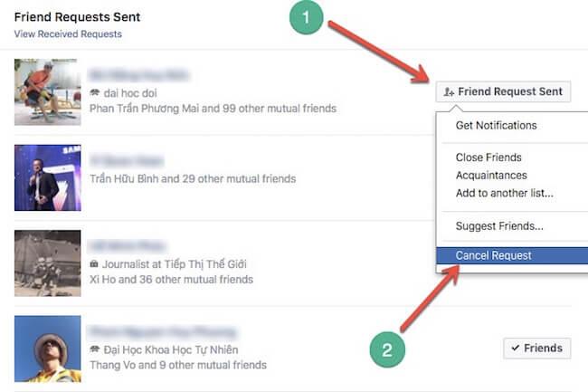Những Tính Năng Hay Trên Facebook