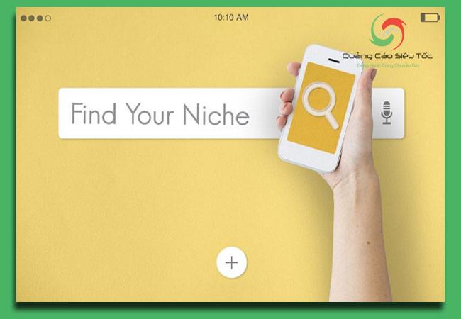 cách tìm niche