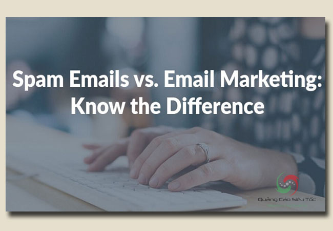 phân biệt email marketing và spam mail với những điểm cơ bản